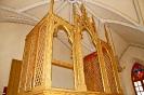 Abbau der Orgel am Weißensee_11