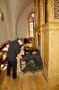 Abbau der Orgel am Weißensee