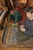 Abbau der Orgel am Weißensee_14