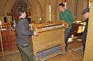 Abbau der Orgel am Weißensee_15