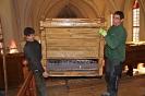 Abbau der Orgel am Weißensee_16