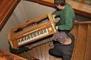 Abbau der Orgel am Weißensee_17