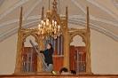 Abbau der Orgel am Weißensee_1