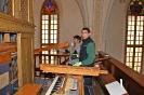 Abbau der Orgel am Weißensee_3