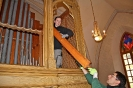 Abbau der Orgel am Weißensee_4