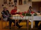 Adventsfeier 2010 Kirchenchor Weissbriach