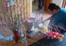 Ein Tag vor dem Osterbasar