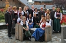 Erntedankfest am Weissensee 2012