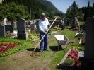 Friedhofsweg in Weissbriach_2