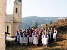 Kirchenchor Weissbriach 2009_3