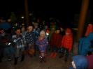 Laternenumzug anlässlich des Geburtstags von M. Luther. Weißbriach 2014