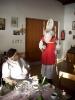Nikolausbesuch beim Seniorennachmittag
