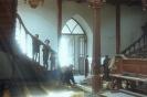 Kirchenrenovierung am Weissensee 1964_12