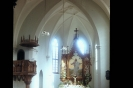 Renovierung der Kirche am Weissensee 1964