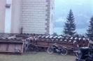 Kirchenrenovierung Weissbriach 1963_4