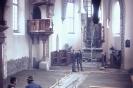 Kirchenrenovierung Weissbriach 1963_8