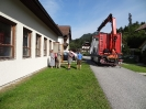 Umbau des Pfarrsaales in Weißbriach_1