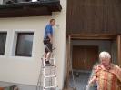 Umbau des Pfarrsaales in Weißbriach _43