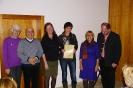 Verleihung der Chorehrungen Weißbriach 2014