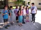 Volksschulkinder in Fresach 22.06.2011