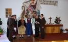Vorstellung der Mitglieder der neuen Gemeindevertretung und des Presbyteriums in Weissbriach